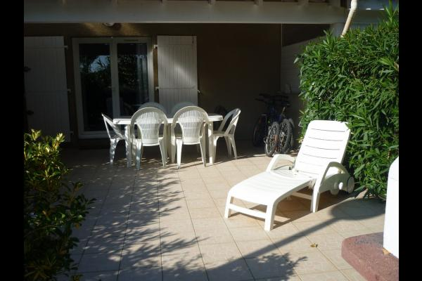 Terrasse - Location de vacances - Portiragnes-Plage