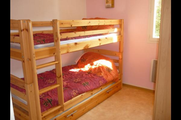 Chambre enfants - Location de vacances - Portiragnes Plage