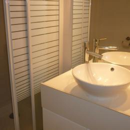 Salle de bains - Location de vacances - Portiragnes-Plage