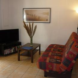 Salon - Location de vacances - Portiragnes-Plage