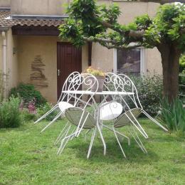 Jardin - Location de vacances - Lamalou-les-Bains