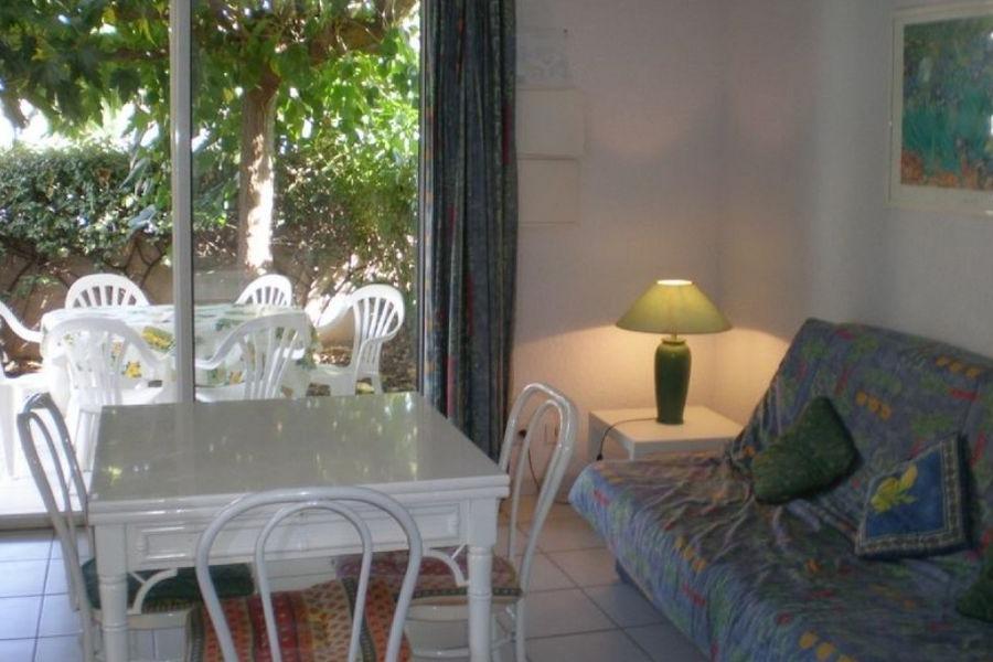 Salon - Location de vacances - Cap D'agde