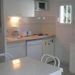 Espace cuisine - Location de vacances - Cap D'agde
