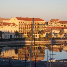Vue depuis la terrasse - Location de vacances - Sète