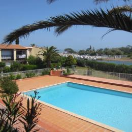 la piscine de la résidence - Location de vacances - CAP-D'AGDE