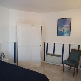 chambre - Location de vacances - Le Bosc