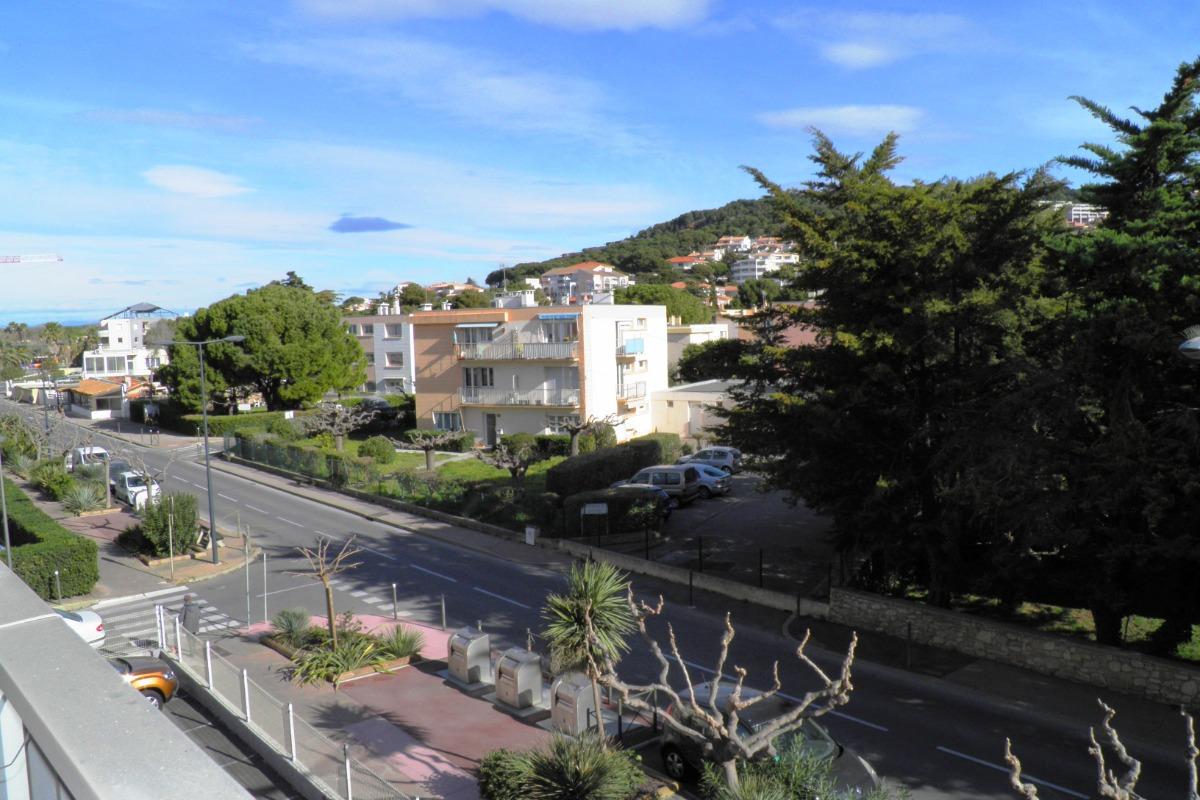 Vue tranquille et apaisante depuis l'appartement - Location de vacances - Sète