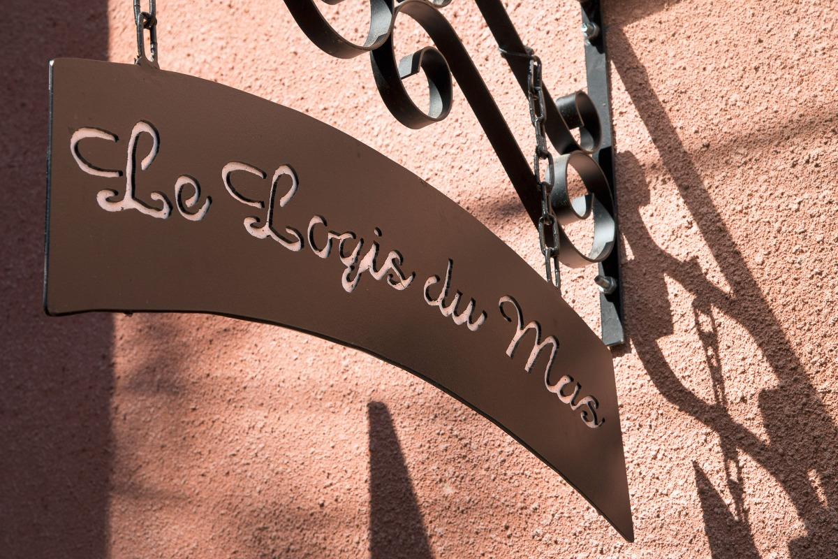 Entrée principale de la maison 220 Chemin du Mas rousson - Chambre d'hôtes - Sète