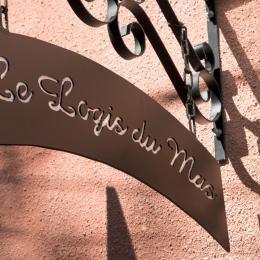 Entrée principale maison.  - Chambre d'hôtes - Sète