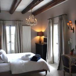 Chambre Double Louis - Chambre d'hôtes - MEZE
