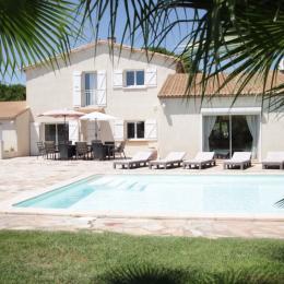 terrasse - Location de vacances - Cap D'agde