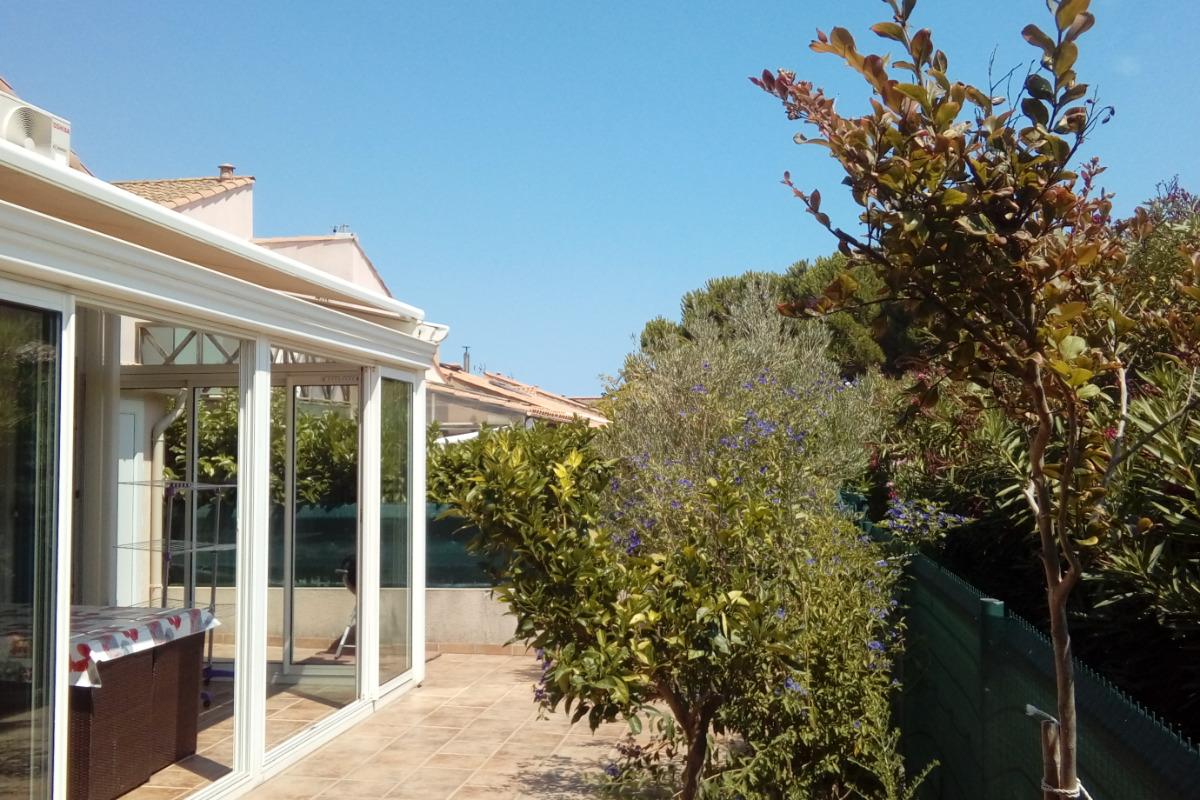 La terrasse - Location de vacances - Portiragnes-Plage