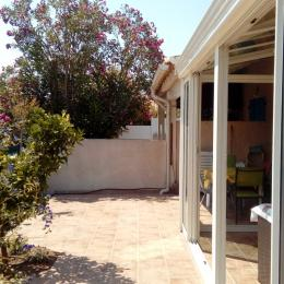 La terrasse - Location de vacances - Portiragnes Plage
