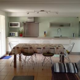 La cuisine - Location de vacances - Portiragnes-Plage