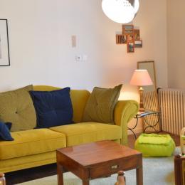chambre 1 - Location de vacances - Loupian