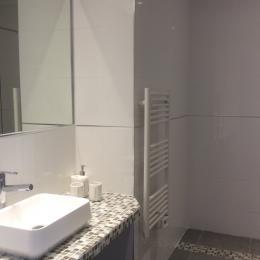 Salle d'eau - Location de vacances - Mèze
