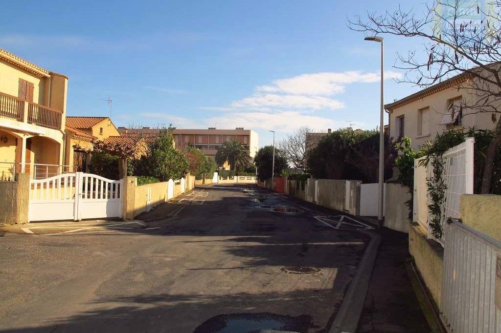 Accès rue - Location de vacances - VALRAS-PLAGE