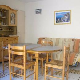 Kitchenette  - Location de vacances - VALRAS-PLAGE