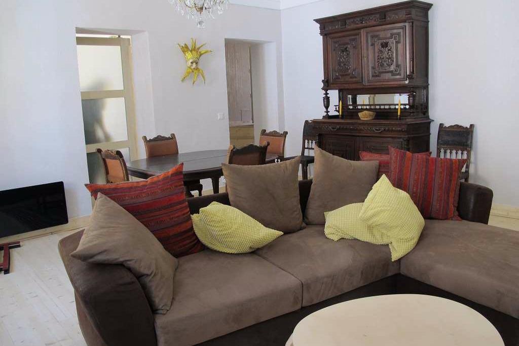 Salon TV séjour - Location de vacances - Béziers