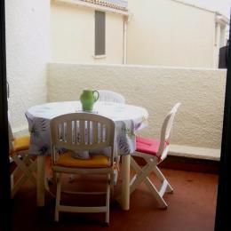 Terrasse - Location de vacances - Valras-Plage