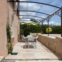 Terrasse - Location de vacances - La Boissière