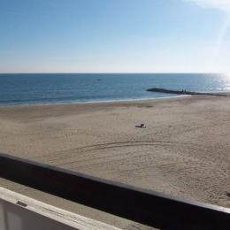 Vue mer - Location de vacances - CARNON PLAGE