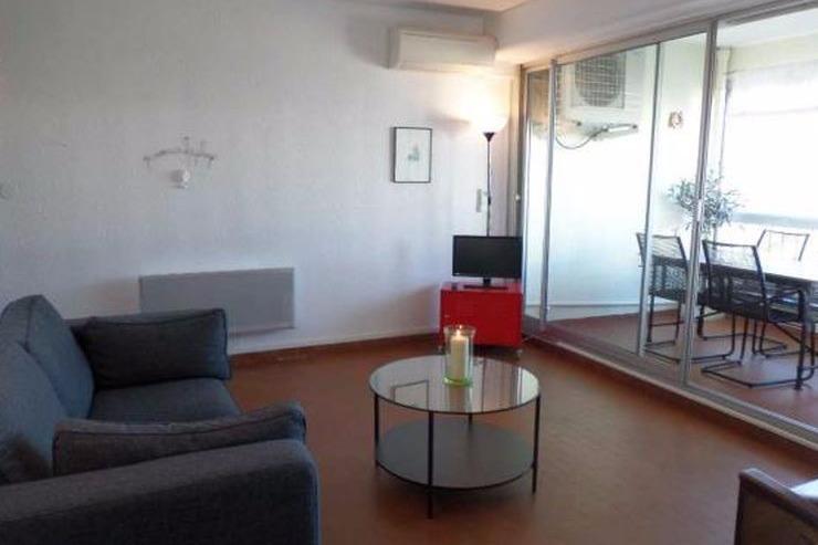 Salon TV - Location de vacances - Carnon