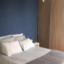 Chambre lit double - Location de vacances - CARNON PLAGE