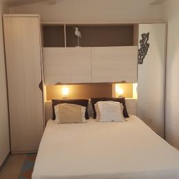 la chambre 1 - Location de vacances - AGDE