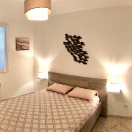 la chambre 2 - Location de vacances - AGDE