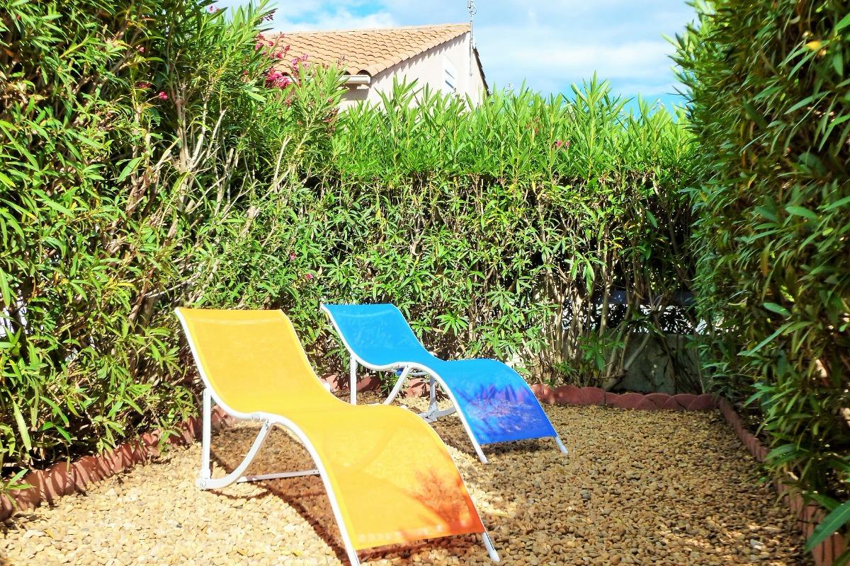 petite cours - Location de vacances - Vic-la-Gardiole