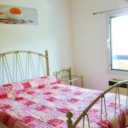 chambre en mezzanine - Location de vacances - Vic-la-Gardiole