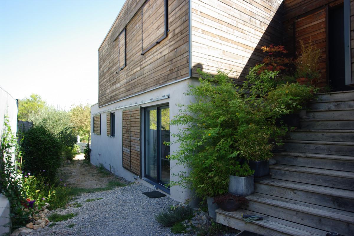ACCÈS APPARTEMENT - Location de vacances - Saint-Hilaire-de-Beauvoir