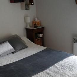 La chambre  - Location de vacances - Carnon