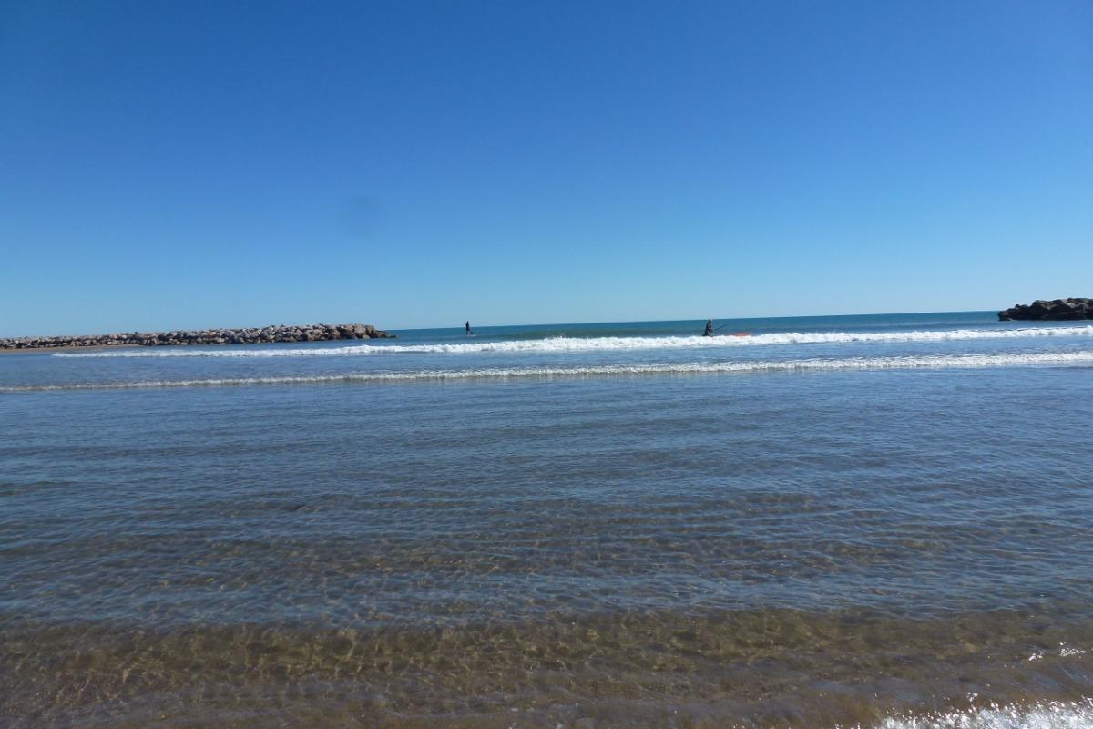 Au bord de la plage - Location de vacances - VALRAS-PLAGE