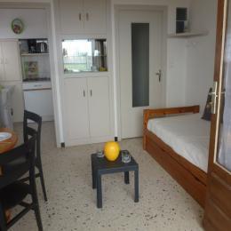 Salle d'eau - Location de vacances - VALRAS-PLAGE