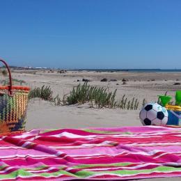 plage de Rochelongue - Location de vacances - CAP-D'AGDE