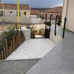 jardin - Location de vacances - Thézan-lès-Béziers