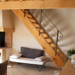 Cheminée languedocienne - Location de vacances - Béziers