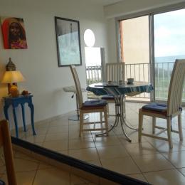 Loggia vitrée - Location de vacances - Cap D'agde
