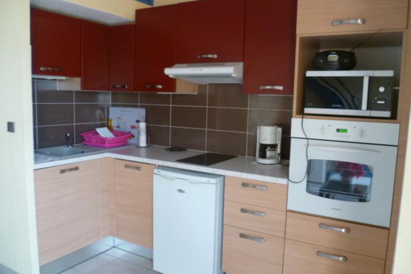 Coin cuisine - Location de vacances - Cap D'agde