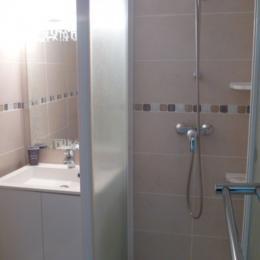 Salle d'eau - Location de vacances - Cap D'agde