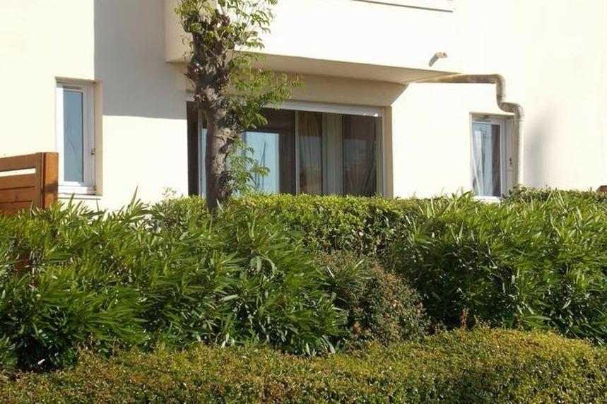 Terrasse surélevée  - Location de vacances - CAP-D'AGDE
