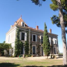 La Bâtisse - Location de vacances - Marseillan
