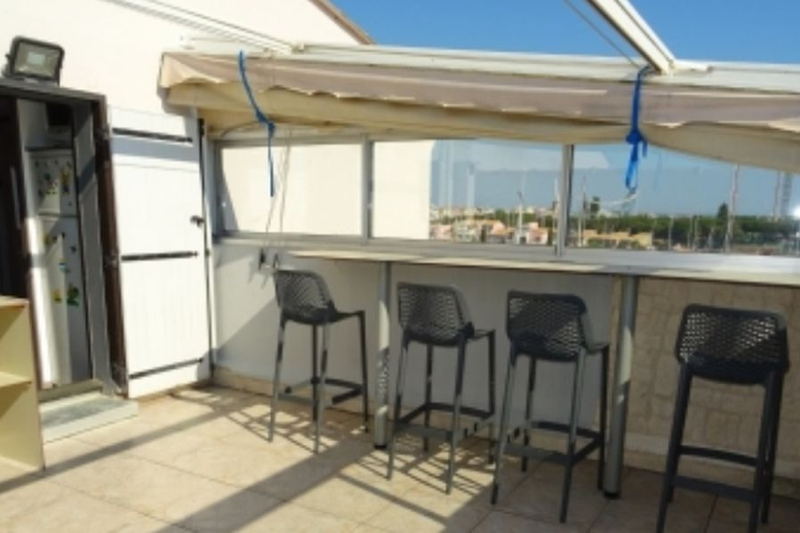 Terrasse - Location de vacances - CAP-D'AGDE