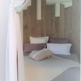 décoration cocooning nature  - Chambre d'hôtes - Béziers