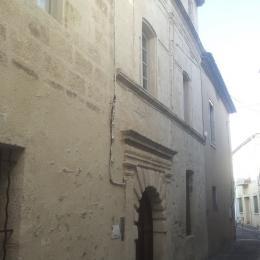 Façade Hôpital Vieux 1343 - Location de vacances - Frontignan