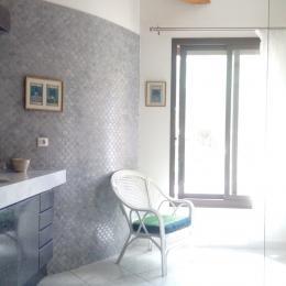 La salle de bain - Chambre d'hôtes - Sète