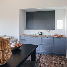 Kitchenette - Chambre d'hôtes - PORTIRAGNES
