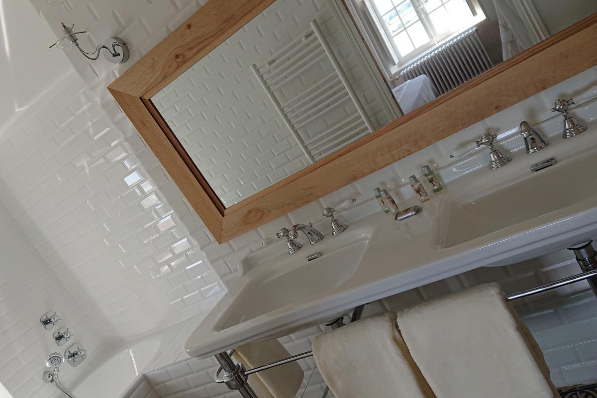 salle de bain  - Chambre d'hôtes - PORTIRAGNES